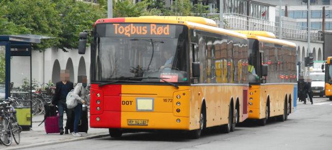 Togbus Nordhavn St. 1/7-2017
